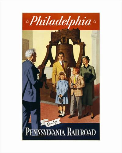 Philadelphia poster by Corbis