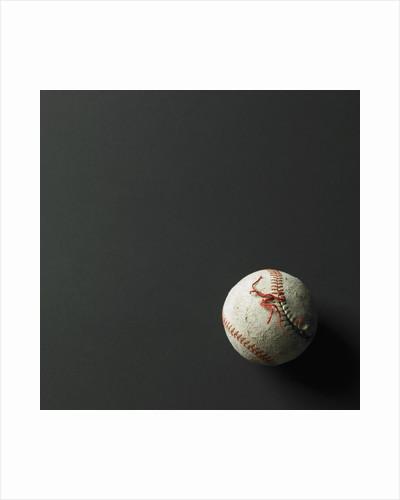 A baseball by Corbis
