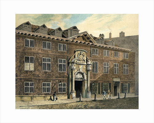 Blackwell Hall by Corbis