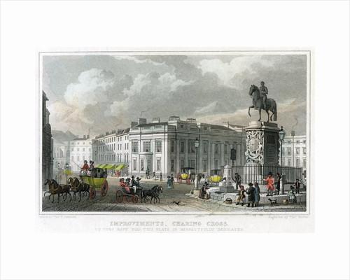 Charing Cross by Corbis