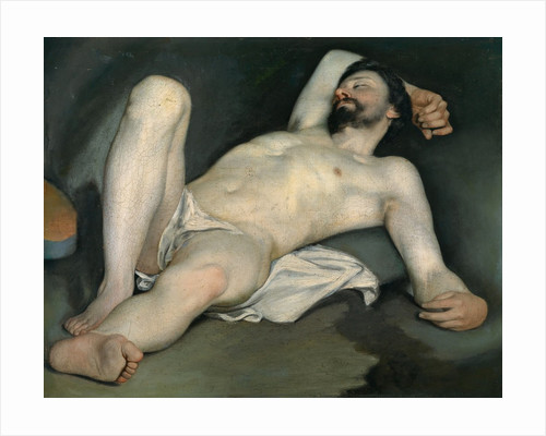 The Drunken Noah by Guido Cagnacci