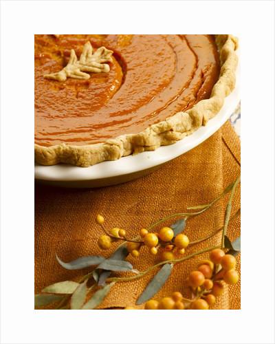 Pumpkin Pie by Corbis