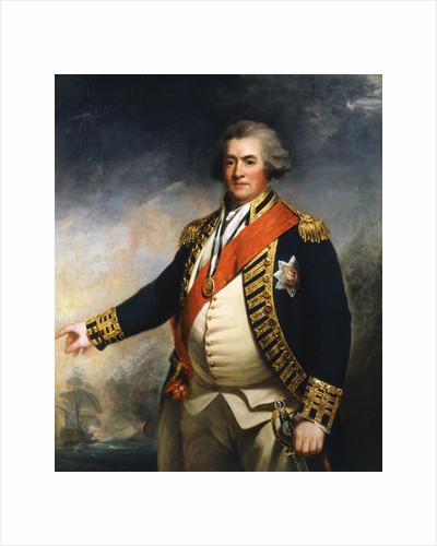 Admiral Lord Duncan by John Hoppner