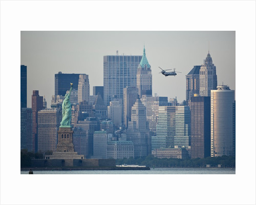 Statue of Liberty, New York City by Corbis