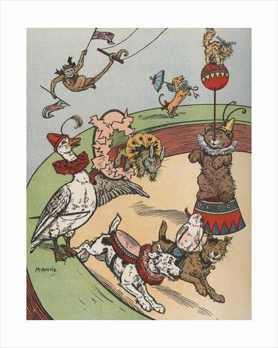 Circus animals by Corbis