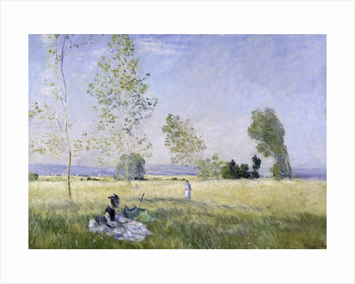 L'Ete (Summer) by Claude Monet