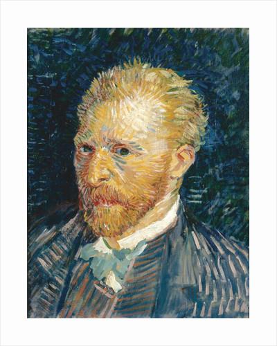 Portrait of the Artist by Vincent Van Gogh