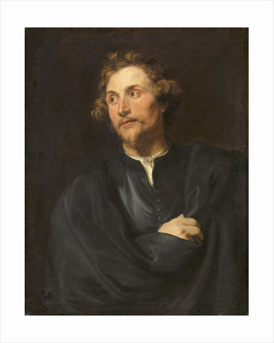 Portrait of Georg Petel by Anthony van Dyck