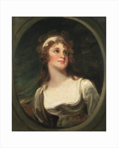 Portrait of Mrs Ann Pitt by George Romney