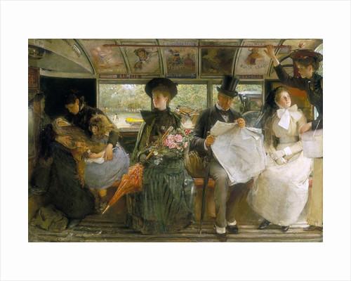 The Bayswater Omnibus by George William Joy