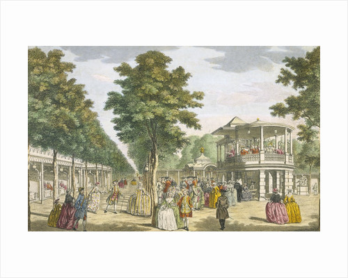 Vauxhall Gardens, Lambeth by Corbis