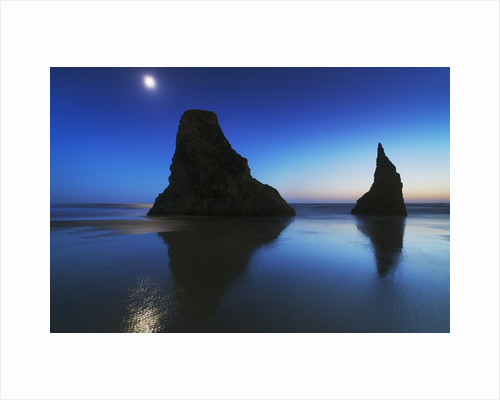Coastal rock formations by Corbis