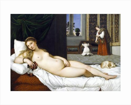 Venus of Urbino by Titian  sc 1 st  Magnolia Box & Reclining venus posters | Reclining venus prints islam-shia.org