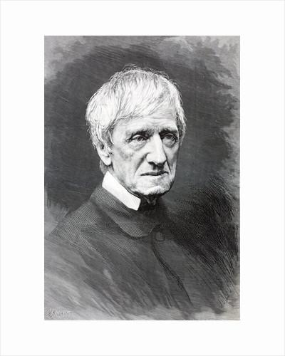 Cardinal Newman by Corbis