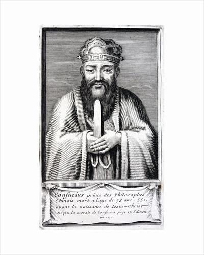 Confucius by Corbis