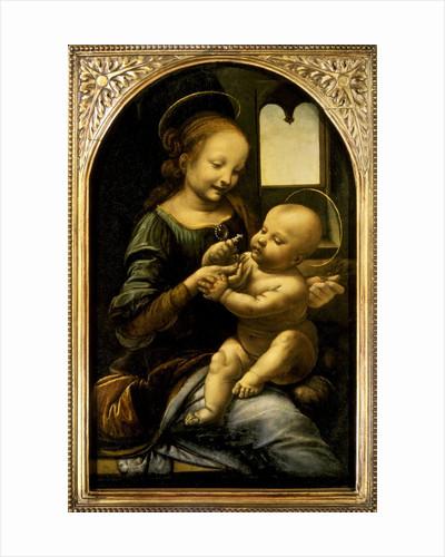 Leonardo da Vinci by Corbis