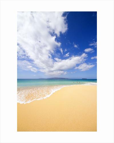 Oneloa Beach, Makena Beach, Big Beach, Makena State Park by Corbis