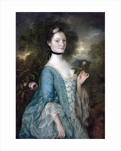 Sarah, Lady Innes by Thomas Gainsborough