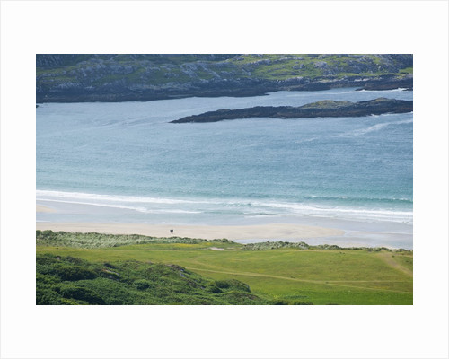 Sea coast, Derrynane National Historic Park, Ring of Kerry, Kerry County, Ireland by Corbis