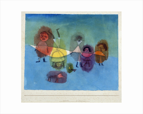 Small Children by Paul Klee