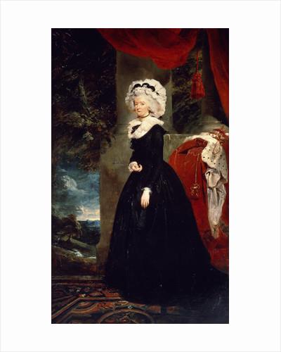 Portrait of Philadelphia Hannah, Viscountess Cremorne by Thomas Lawrence
