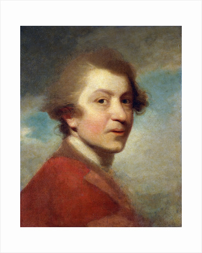 Portrait of the Artist, Head and Shoulders by Joshua Reynolds