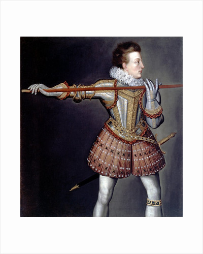 Henry, Prince of Wales by Isaac Oliver