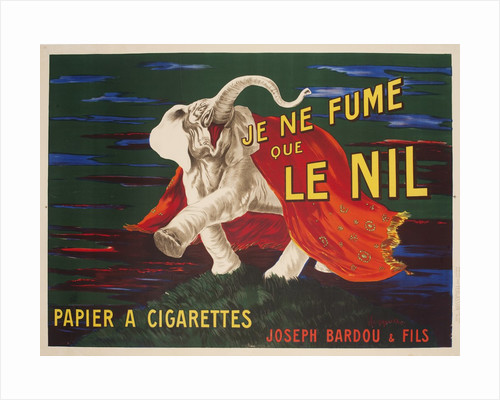 Le Nil Rolling Paper Vintage Advertising Poster by Corbis