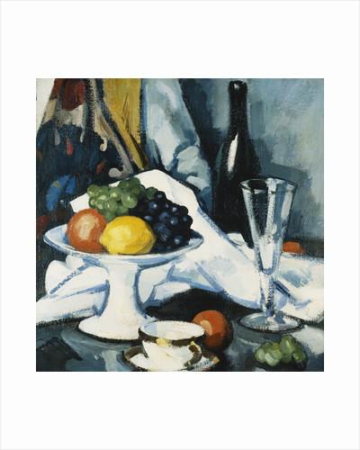 Fruit and Wine by Samuel John Peploe