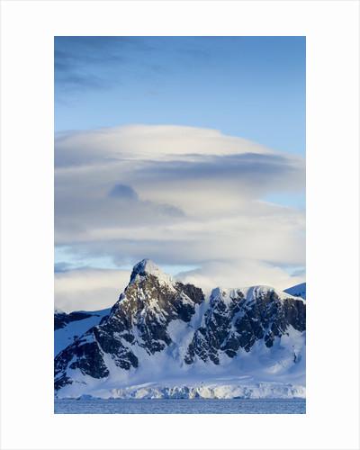 Mountain Peaks, Antarctic Peninsula by Corbis