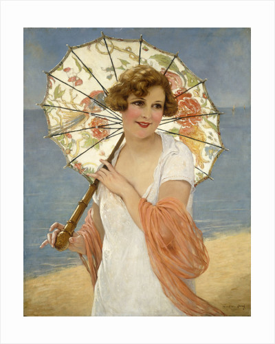 The Parasol by Francois Martin-Kavel