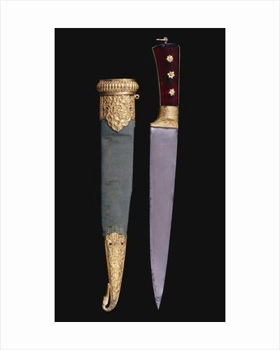 An Indian dagger (kard) by Corbis