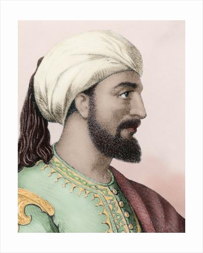 Abd-ar-Rahman III (889- 961) by Corbis