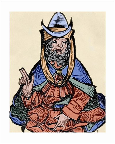 Onias III. Engraving by Corbis