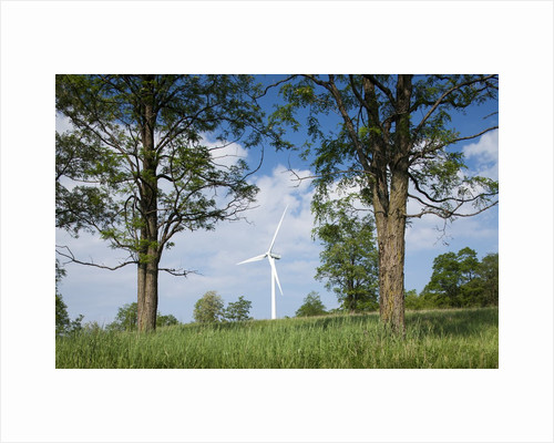 Wind Farm, West Virginia by Corbis
