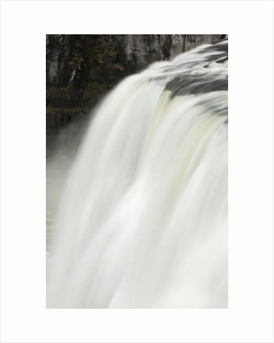 Upper Mesa Falls, Targhee National Forest by Corbis