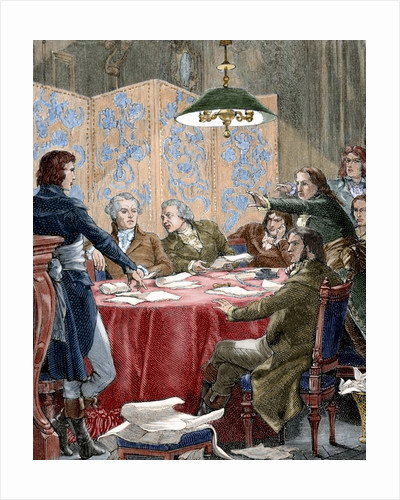 French Revolution (1789-1799). the Committee of Public Safety. France by Corbis