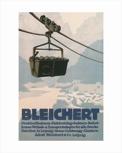 Bleichert Coal Tram Advertisement by Corbis