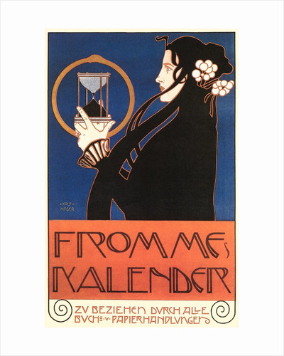 Advertisement for Fromme's Calendar by Corbis