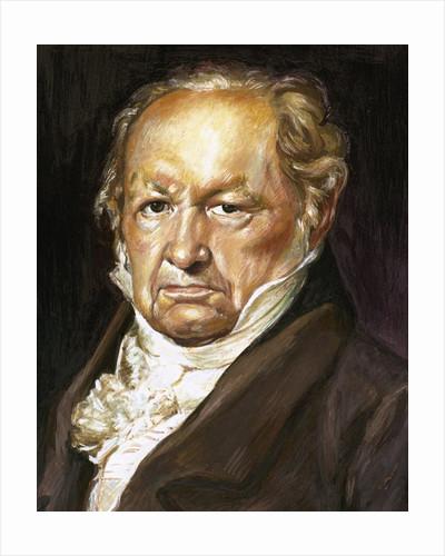 Francisco de Goya by Corbis