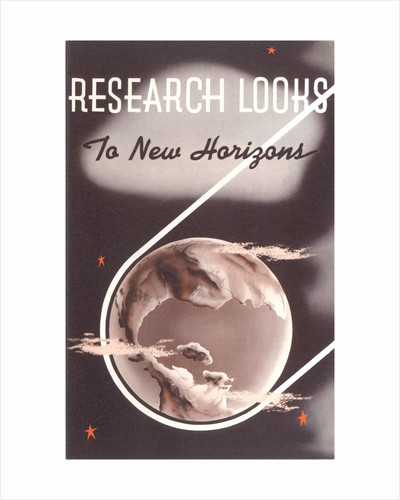 Research Looks to New Horizons by Corbis