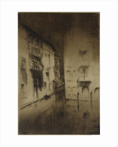 Nocturne: Palaces by James Abbott McNeill Whistler