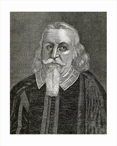 Georg Calixtus (1586-1656). German Lutheran clergyman and theologian. by Corbis