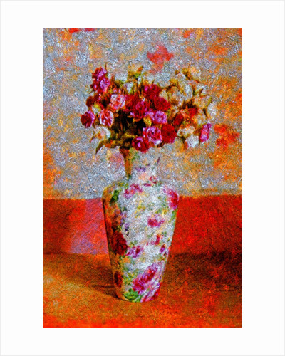 Flower Vase by Corbis