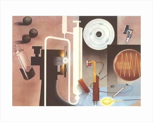 Scientific Instrumentation by Corbis