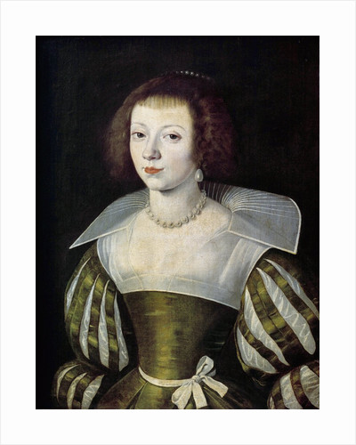 Portrait of a woman attributed to Etienne Dumonstier by Corbis