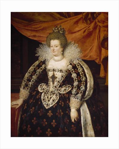 Marie de Medici by Frans Pourbus the Younger