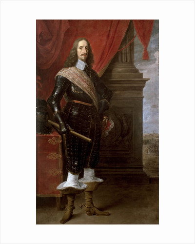Archduke Leopold Wilhelm of Austria by David Teniers the Younger