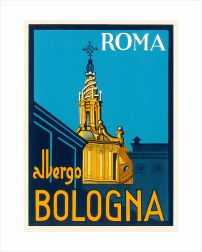 Albergo Bologna, Roma by Corbis