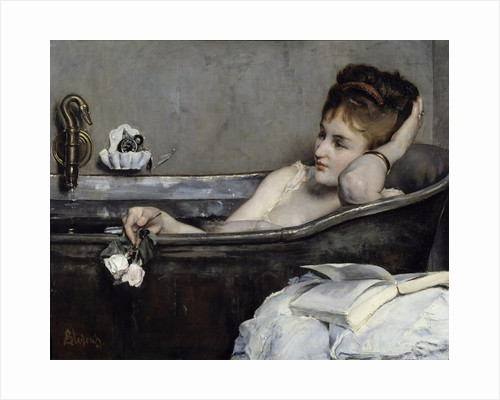 The Bath by Alfred Stevens